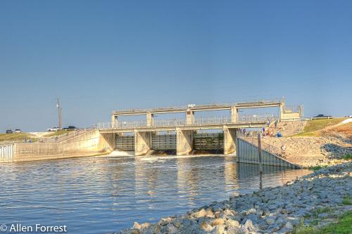 Rodman Dam, Putnam County, Florida